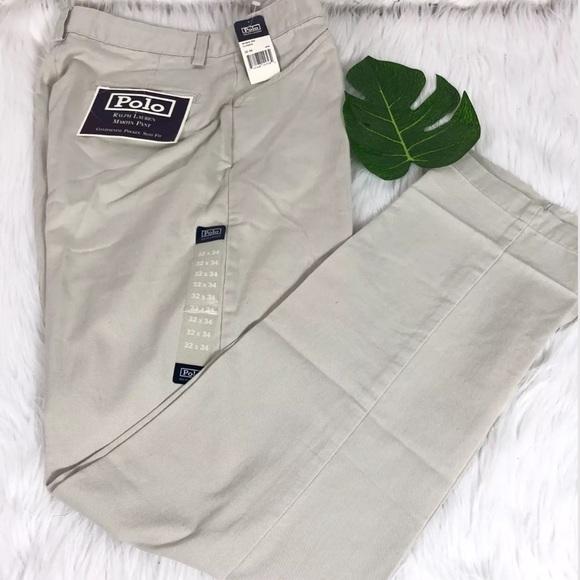 8c2163840c Polo Ralph Lauren Beige Khaki Chino Pants Men s